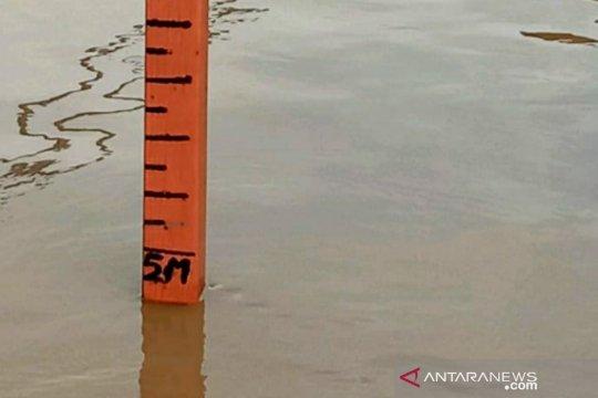 Delapan desa di Nunukan lumpuh akibat banjir