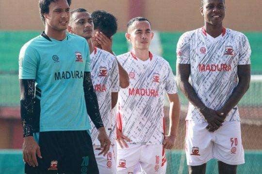 Madura United sangat menanti keluarnya izin Liga 1
