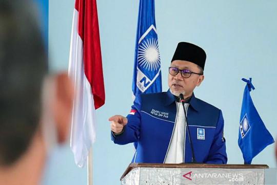 Zulkifli Hasan sampaikan maaf atas tindakan kader PAN