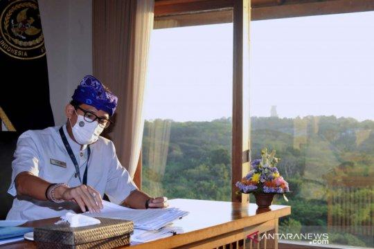 Kemenko Marves keliling ke K/L, sosialisasikan Program Work From Bali