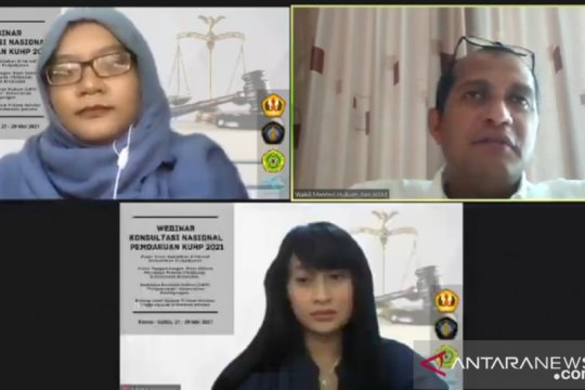 Wamenkumham: Ada persoalan serius dan ketidakpastian hukum dalam KUHP