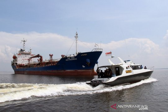 Berlabuh di Dumai, kapten kapal India positif COVID-19 varian baru