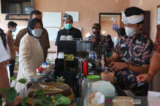 Kemensos dorong aksesibilitas layanan balai bagi tuna netra di Bali
