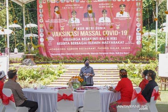"""Puan Maharani: Maksimalkan """"work from Bali"""" bagi pemulihan ekonomi"""