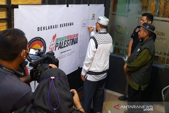 Jurnalis diseru ulama berjihad bela Palestina dengan tangkal hoaks