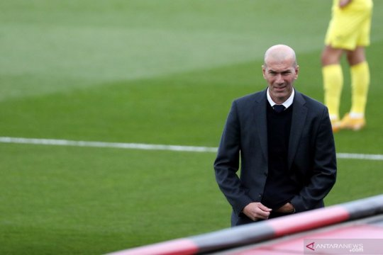 Zidane dilaporkan enggan ambil alih posisi Ole Gunnar Solskjaer di MU