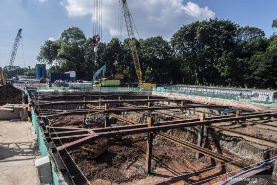 Jakarta kemarin, MRT Fase 2A hingga banjir rob