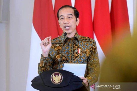 Kemarin, Presiden cermati arah pembangunan hingga teroris lintas batas
