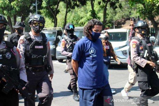 Tersangka kasus penganiayaan di Solo residivis perusakan kafe