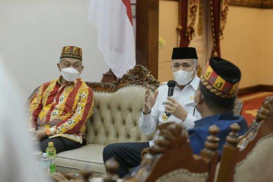 Gubernur ajak Presiden PKS promosi suasana kondusif di Aceh