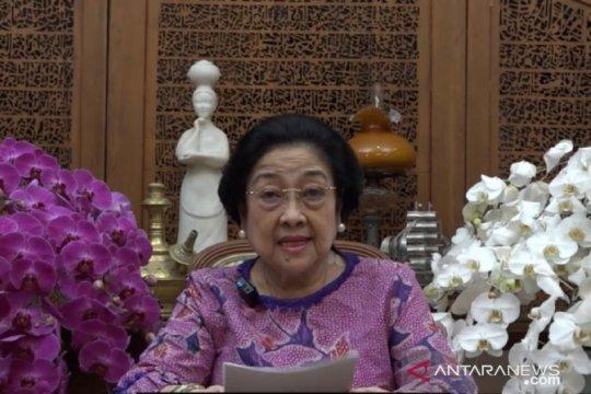 Megawati meresmikan 25 kantor baru PDI Perjuangan
