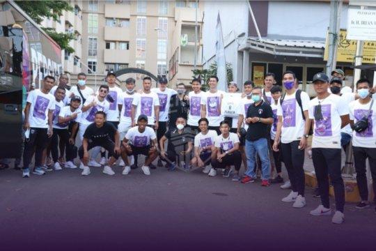 Persita boyong 26 pemain jalani TC di Yogyakarta