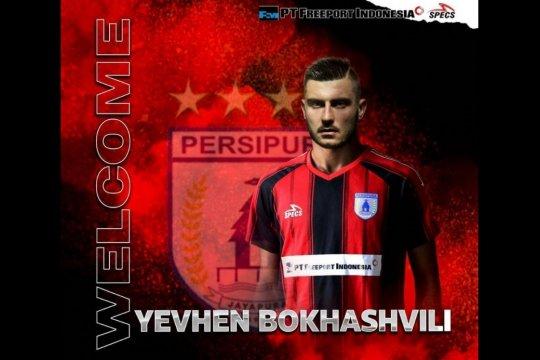 Persipura gaet striker asing Yevhen Bokhashvili