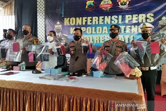 Oknum polisi diduga terlibat ekspor motor bodong ke Timor Leste