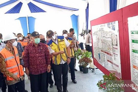 Menteri PUPR targetkan Tol Cinere-Jagorawi Seksi 3 rampung tahun depan