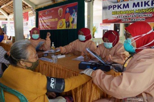 Kabupaten Madiun tertinggi kasus aktif COVID-19 di Jatim