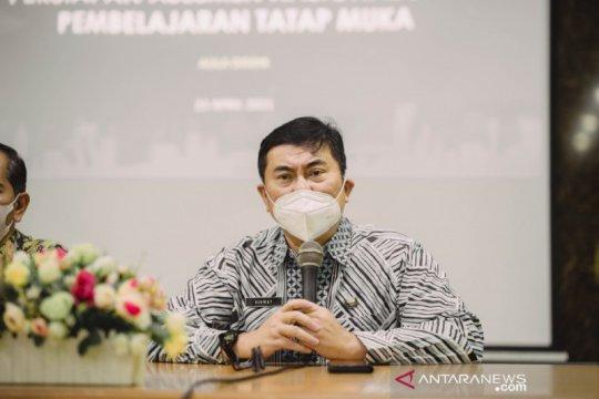 Kota Bandung bersiap melaksanakan pembelajaran tatap muka terbatas