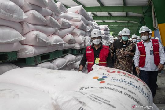 Pupuk Indonesia gandakan stok pupuk di Sumut, mencapai 43.099 ton