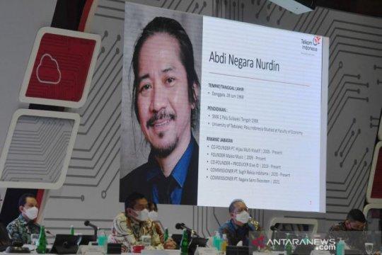 "Bambang Brodjonegoro dan Abdi ""Slank"" masuk jajaran komisaris Telkom"