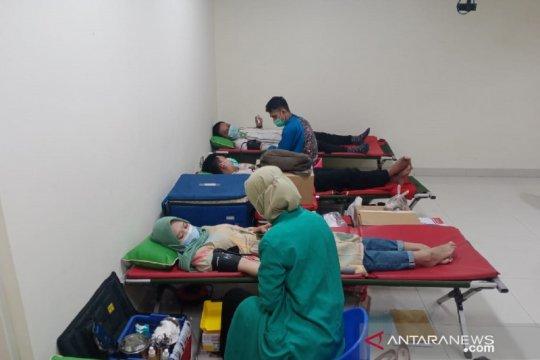 RS Sari Asih alami kesulitan darah transfusi