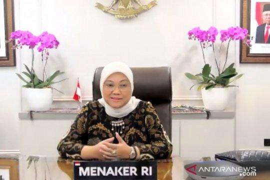Menaker Ida dorong peran perempuan dalam pemulihan ekonomi