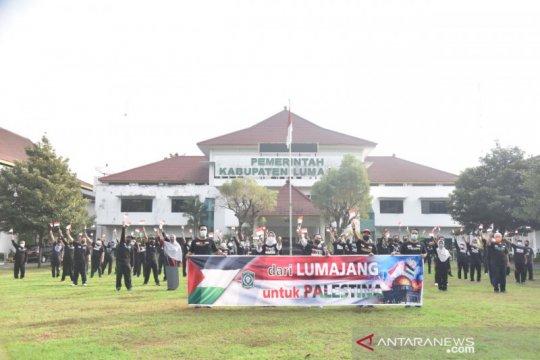 Pemkab Lumajang deklarasikan dukungan kemerdekaan Palestina