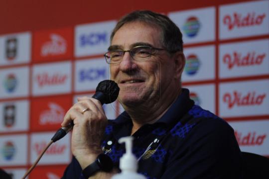 Pelatih Persib tunggu surat resmi kepastian Liga 1 2021