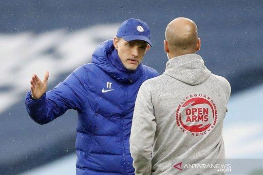 Ini bukan saya melawan Guardiola, kata Tuchel