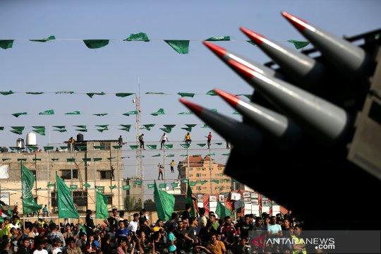 Militer Israel akui lancarkan serangan udara ke Gaza