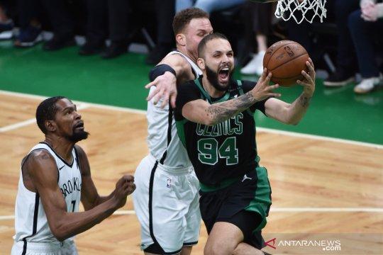 Playoff NBA: Celtics perkecil kekalahan dari Nets