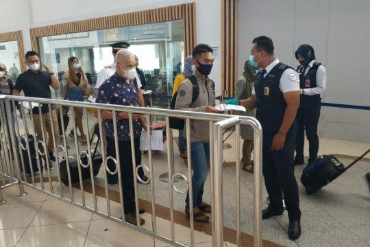 Bandara Juanda terapkan panggil penumpang dua jam sebelum berangkat