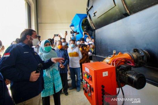 Pabrik pengolah sampah plastik menjadi solar di NTB mulai beroperasi