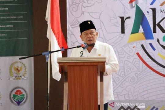 Ketua DPD RI pastikan kawal program Kapten Indonesia