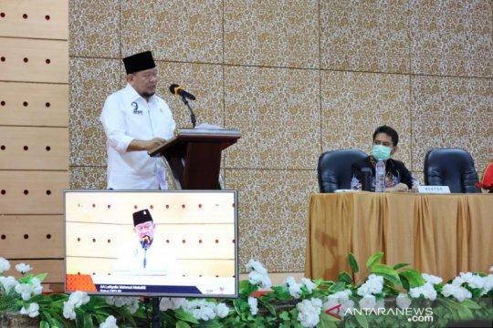 Ketua DPD RI gelorakan semangat koperasi untuk mengelola ekonomi