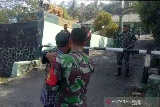 Polisi amankan penyerang markas koramil dan polsek di Garut