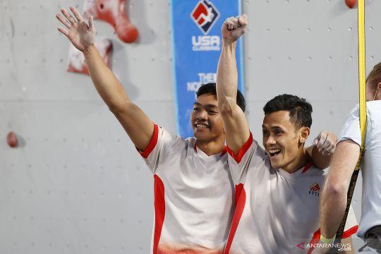 """Panjat tebing Indonesia jaring bibit atlet untuk """"lead"""" dan """"boulder"""""""
