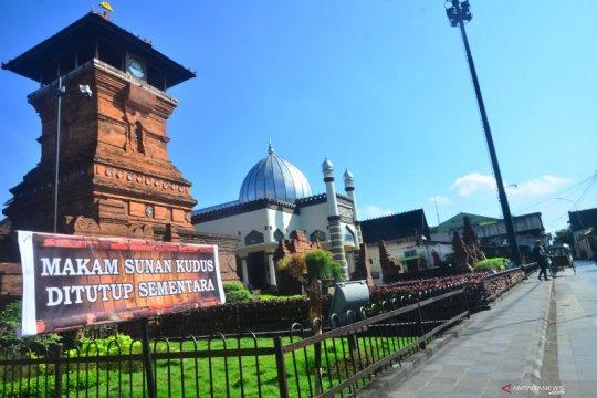 Penutupan tempat wisata di Kudus