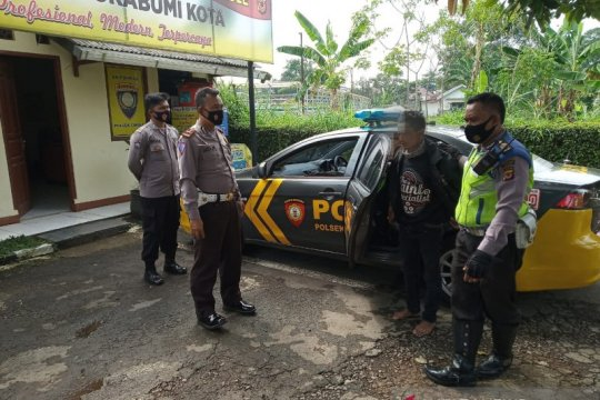 Polisi di Sukabumi tangkap pelaku pembegalan petugas lapas