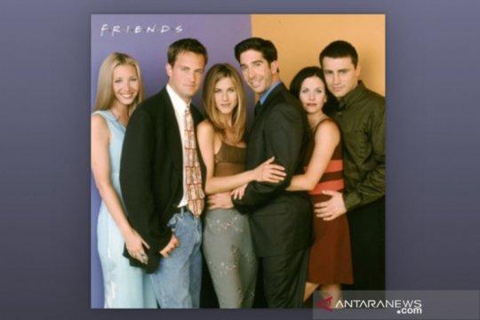 """I'll Be There for You"" diputar 137 juta kali karena reuni ""Friends"""