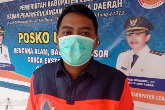 Longsor di Lebak tutup jalan penghubung Banten-Jabar