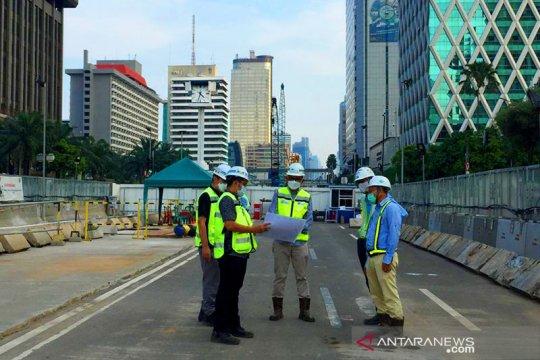 Stasiun MRT Thamrin akan jadi titik transit penumpang