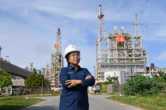 Dian dobrak stereotip perempuan di industri energi dan petrokimia