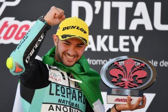 Foggia juara di Mugello, Rodrigo raih podium untuk Indonesian Racing