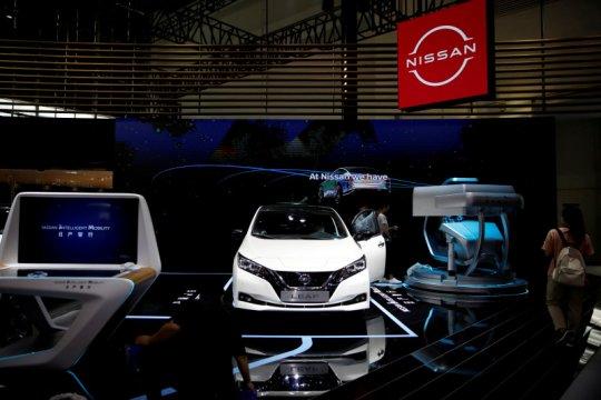 Nissan investasi 1,82 miliar dolar AS kembangkan baterai untuk EV