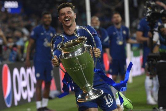 Juara Liga Champions, Mason Mount sebut Chelsea tim terbaik di dunia