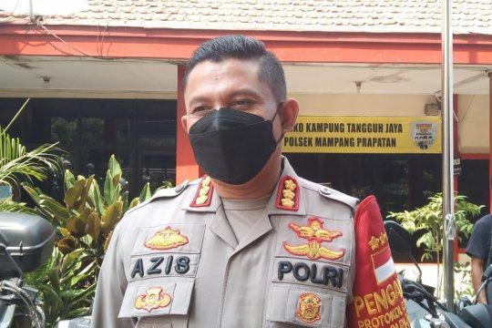 Polres Jaksel ungkap produsen tembakau sintetis 150 kilogram di Bogor
