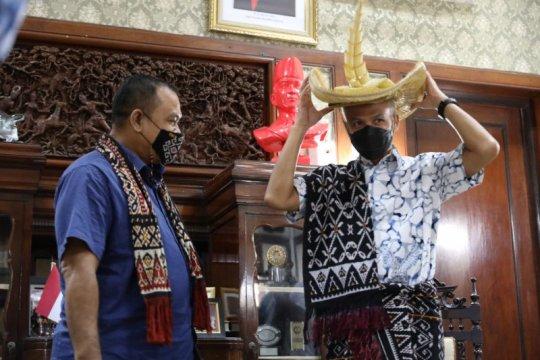 Raja Rote berterima kasih Ganjar jaga warga NTT di Jateng