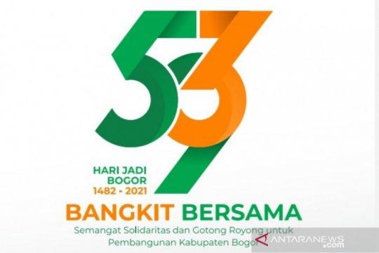 Pemkab Bogor luncurkan logo HJB 539