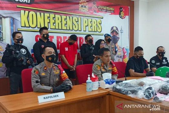Akibat judi daring, petugas keamanan diduga bunuh PSK di Menteng