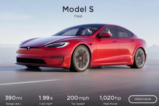 """Tesla hadirkan langganan """"Full Self Driving"""" 199 dollar AS per bulan"""